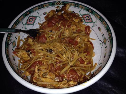 Ugly Noodles
